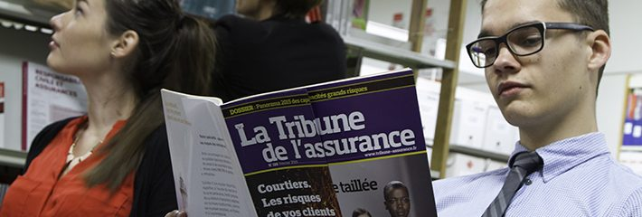 BTS assurance au pole sup de la salle à Rennes