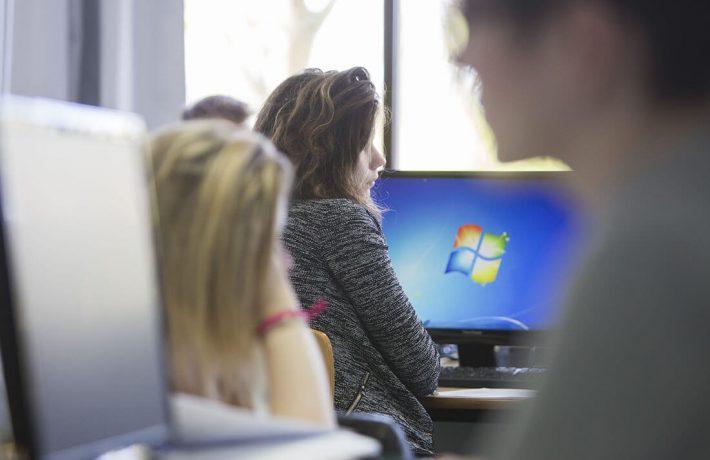 ressources informatiques - pole sup de la salle - groupe saint jean - rennes