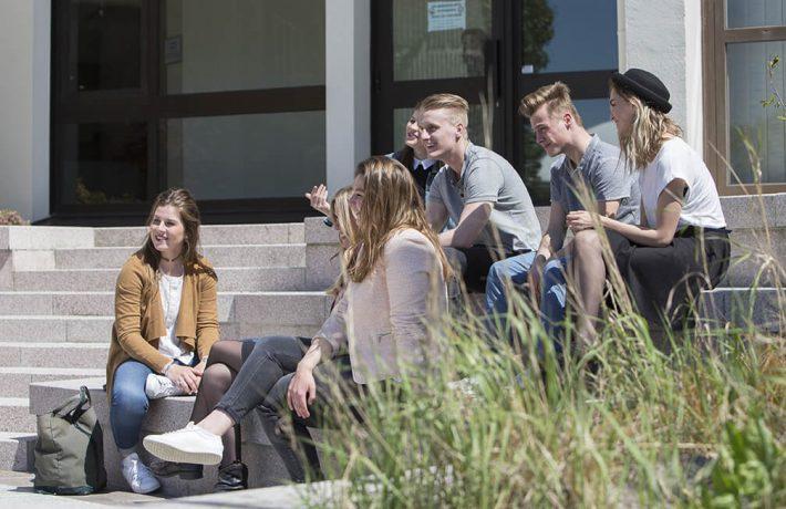 étudiants du Pole Sup de La Salle - Rennes